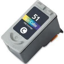 Canon Compatible  CL-51 kleur