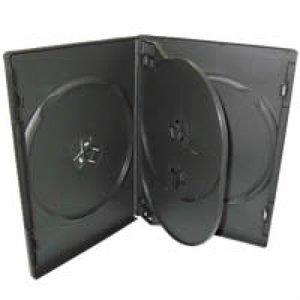 Dvd box 4 14 mm 5 stuks