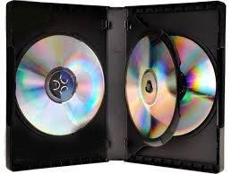 Dvd Box 3  14 mm 5 Stuks