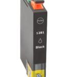 Epson Compatible T1281 Zwart