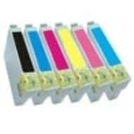 Epson Compatible T080 set