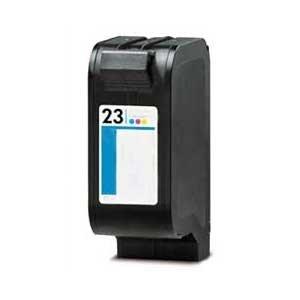 HP 23 (C1823D) COMPATIBLE Kleur
