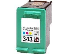Hp. 343 Compatible Kleur