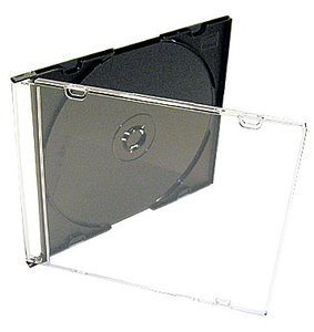 Slim Case 1 cd 10 stuks