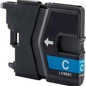 Huismerk Brother DCP-J125 compatible inktcartridges LC985 Cyan
