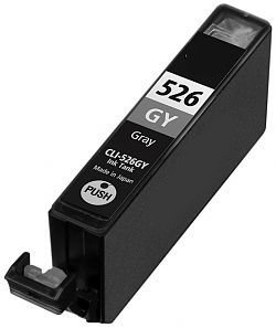 Canon Compatible CLI-526 Grijs (Met Chip)