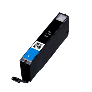 Huismerk Canon pixma MG7750 Compatible  inkt cartridges CLI-571 Cyan XL