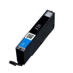 Huismerk Canon pixma MG7753 Compatible  inkt cartridges CLI-571 Cyan XL