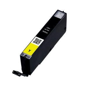 Huismerk Canon pixma MG5752 Compatible  inkt cartridges CLI-571 Yellow XL