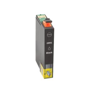 Huismerk Epson cartridges T29 XL BK (T2991)