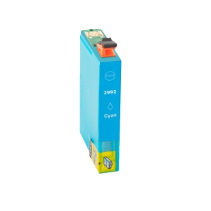 Huismerk Epson cartridges T29 XL Cyan (T2992)