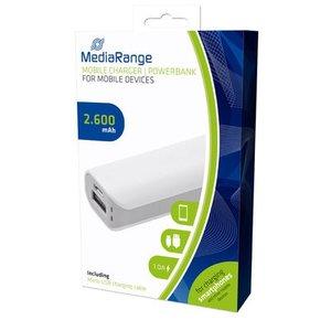 MediaRange powerbank 2600mAh