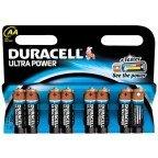 Duracell Ultra Power LR6 AA 8-pak