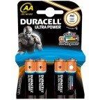Duracell Ultra Power LR6 AA 4-pak