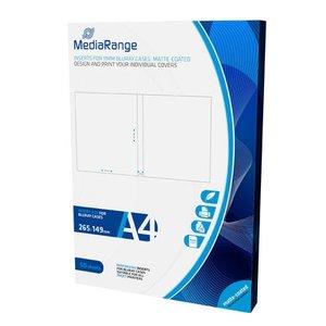 MediaRange Blu-Ray 11mm cover inserts 50 stuks