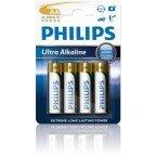 Philips Ultra Alkaline AA 4-pak