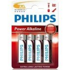 Philips Power Alkaline AA 4-pak