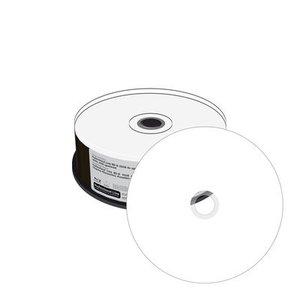MediaRange BD-R Pro-Line thermisch full-printable 25 GB 4x speed in cakebox 25 stuks