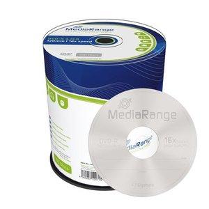 MediaRange DVD-R 4.7 GB 100 stuks