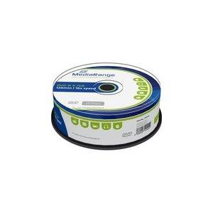 MediaRange DVD-R 4.7 GB 25 stuks