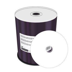 MediaRange Professional Line DVD-R 4.7 GB Inkjet Printable 100 stuks