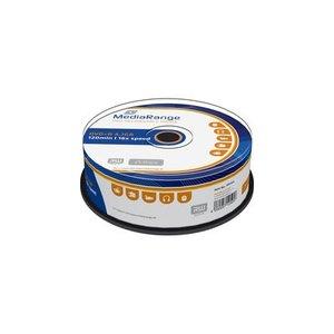 MediaRange DVD+R 4.7 GB 25 stuks