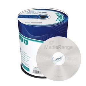 MediaRange DVD+R DL 8.5 GB 100 stuks
