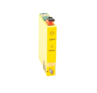 Huismerk Epson cartridges T26XL Yellow (T2634)