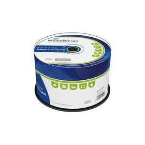 MediaRange DVD-R 4.7 GB 50 stuks