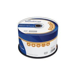 MediaRange DVD+R 4.7 GB 50 stuks