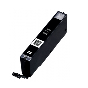 Huismerk Canon pixma TS8052 Compatible  inkt cartridges CLI-571 Bk XL