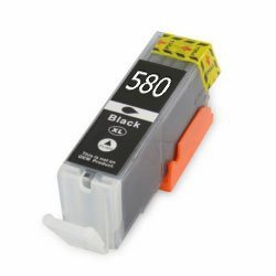 Huismerk Canon pixma TS8152 inktcartridges PGI-580 XL BK