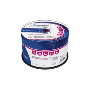 MediaRange CD-R 700 MB Inkjet Printable 50 stuks