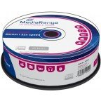 MediaRange CD-R 700 MB 25 stuks