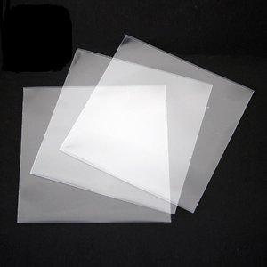 Plastic Sleeves Zonder flap voor 1 cd / dvd 100 stuks