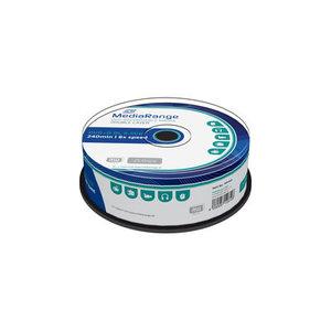MediaRange DVD+R DL 8.5 GB 25 stuks