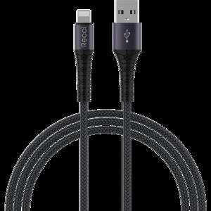 Recci Armor USB Kabel naar Apple Lightning
