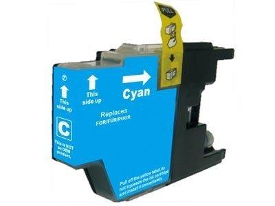 Huismerk Brother MFC-J6510DW inktcartridges LC1240 Cyan