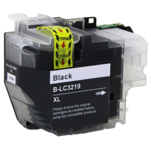 Huismerk Brother MFC-J5730DW inktcartridges LC-3219 XL BK