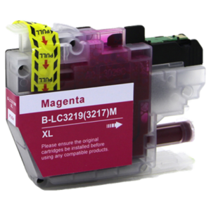 Huismerk Brother MFC-J5730DW inktcartridges LC-3219 XL Magenta