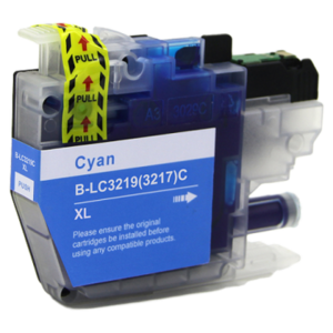 Huismerk Brother MFC-J6535DW inktcartridges LC-3219 XL Cyan