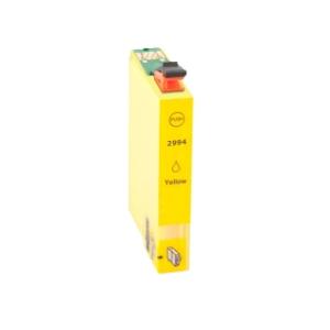 Huismerk Epson Expression Home XP-255 cartridges T29 XL Yellow (T2994)
