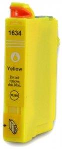 Huismerk Epson WorkForce WF-2750DWF cartridges T16 XL Yellow (T1634)