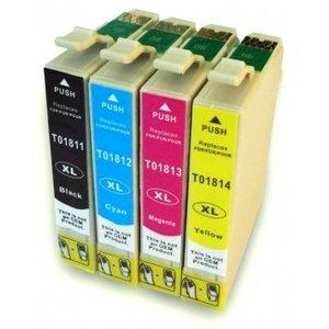 Huismerk Epson Expression Home XP-225 cartridges T18 XL Set (T1816)