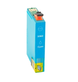Huismerk Epson Expression Premium XP-900 cartridges T33 XL Cyan (T3362)