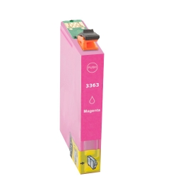 Huismerk Epson Expression Premium XP-7100 cartridges T33 XL Magenta (T3363)