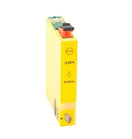 Huismerk Epson Expression Premium XP-640 cartridges T33 XL Yellow (T3364)