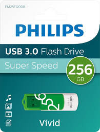 Philips Vivid USB3.0 256 GB