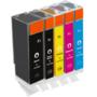 Canon-pixma-MG5750-Compatible-inkt-cartridges-CLI-571-PGI-570-set-5-stuks